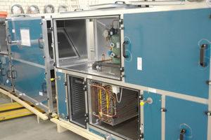 Вентиляционный агрегат