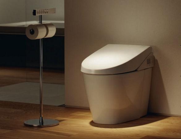 Умный туалет Toto Neorest.