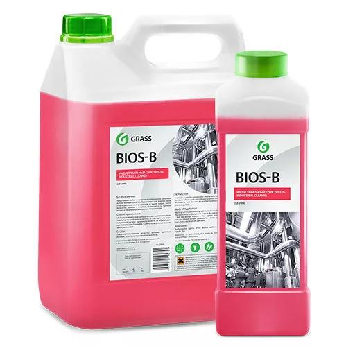 Индустриальный очиститель и обезжириватель для чистки пищевого оборудования.