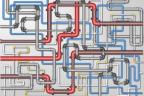 Всё о монтаже трубопровода водоснабжения в квартире